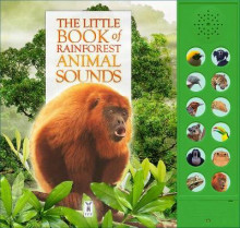 The Little Book of Rainforest Animal Sounds av Andrea Pinnington (Kartonert)
