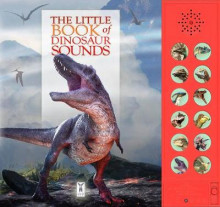 The Little Book of Dinosaur Sounds av Caz Buckingham og Andrea Pinnington (Kartonert)