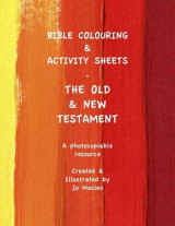 Omslag - Bible Colouring & Activity Sheets
