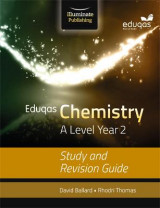 Omslag - Eduqas Chemistry for A Level Year 2: Study and Revision Guide