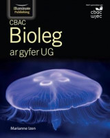 Omslag - CBAC Bioleg ar gyfer UG (WJEC Biology for AS Student Book)