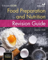 Omslag - Eduqas GCSE Food Preparation and Nutrition: Revision Guide