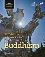 Omslag - WJEC/Eduqas Religious Studies for A Level Year 1 & AS - Buddhism