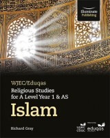 Omslag - WJEC/Eduqas Religious Studies for A Level Year 1 & AS - Islam