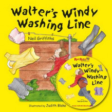 Walter's Windy Washing Line av Neil Griffiths (Blandet mediaprodukt)