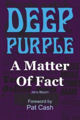 Omslag - Deep Purple: A Matter of Fact