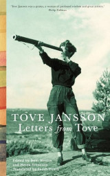 Omslag - Letters from Tove