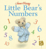 Omslag - Little Bear's Numbers