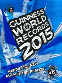 Guinness World Records 2015 av Guinness World Records (Innbundet)