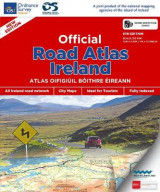 Omslag - Official Road Atlas Ireland