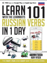 Omslag - Learn 101 Russian Verbs in 1 Day with the Learnbots