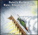 Omslag - Peter's Railway Rain, Steam and Speed