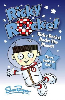 Ricky Rocket - Ricky Rocks the Planet! av Shoo Rayner (Heftet)