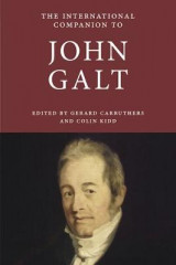 Omslag - The International Companion to John Galt