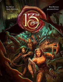 13th Age RPG Core Book av Jonathan Tweet og Rob Heinsoo (Innbundet)