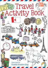 Omslag - Travel Activity Book