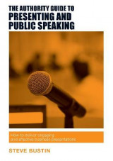 Omslag - The Authority Guide to Presenting and Public Speaking