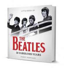 Little Book of the Beatles av Robert Rodriguez (Innbundet)