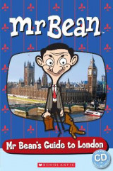 Omslag - Mr Bean's Guide to London