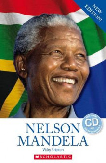 Nelson Mandela - Level 2 - Book with Audio CD (Revised) av Vicky Shipton (Blandet mediaprodukt)