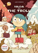 Omslag - Hilda and the Troll