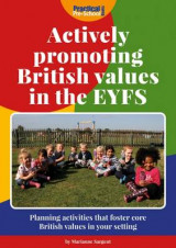 Omslag - Actively Promoting British Values in the EYFS
