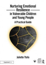 Omslag - Nurturing Emotional Resilience in Vulnerable Children and Young People