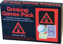 Drinking games pack av Dominic Bliss (Spill)