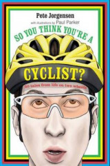 Omslag - So you think you're a cyclist?