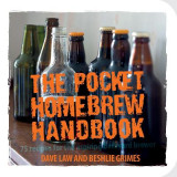 Omslag - Pocket homebrew handbook