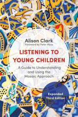 Omslag - Listening to Young Children, Expanded Third Edition