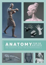 Omslag - Anatomy for 3D Artists