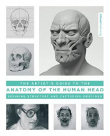 Omslag - The Artist's Guide to the Anatomy of the Human Head