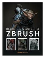 Omslag - Beginner's Guide to ZBrush