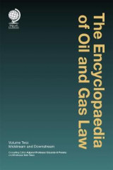 Omslag - The Encyclopaedia of Oil and Gas Law: Volume two