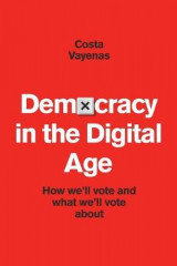 Omslag - Democracy in the Digital Age