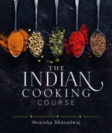Omslag - The Indian Cooking Course