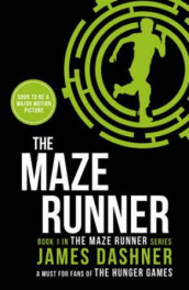 The maze runner av James Dashner (Heftet)