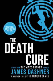 The death cure av James Dashner (Heftet)