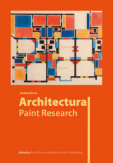 Omslag - Standards in Architectural Paint Research