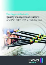 Omslag - Getting Started with: Quality Management Systems and ISO 9001:2015