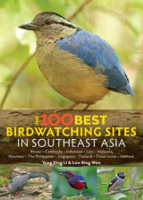 Omslag - The 100 Best Bird Watching Sites in Southeast Asia