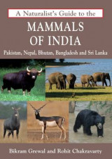 Omslag - A Naturalist's Guide to the Mammals of India