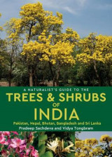 Omslag - A Naturalist's Guide to the Trees & Shrubs of India
