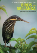 Omslag - Photographic Field Guide to the Birds of Sri Lanka