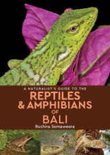 Omslag - A Naturalist's Guide to the Reptiles & Amphibians of bali
