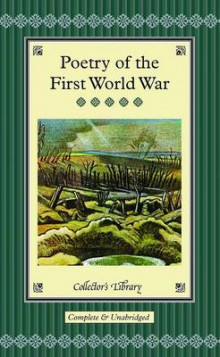 Poetry of the First World War av Marcus Clapham (Innbundet)