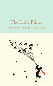 The little prince av Antoine de Saint-Exupéry (Innbundet)