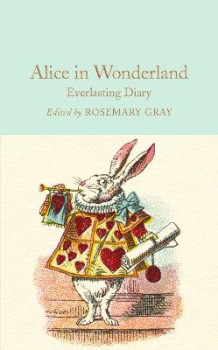 Alice in Wonderland Everlasting Diary av Rosemary Gray (Innbundet)