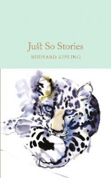 Just So Stories av Rudyard Kipling (Innbundet)
